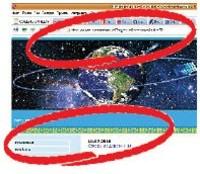 Вчера хакеры взломали сайт Национального космического агентства ( www