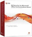 Trend Micro IM Security for Microsoft Office Communications Server