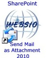 Websio Send Mail as Attachment 2010 Feature