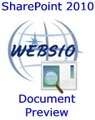 Websio SharePoint Document Preview 2010